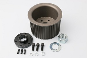 "47S-3 47 TOOTH 3"" 8M SPLINE FRONT"