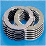 ECP-100 ARAMID FIBERS CLUTCH PLATE 1 SIDED