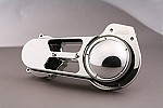 EVO-8SC OPEN BELT DRIVE FOR 2007-UP SOFTAIL AND 2006-UP DYNA  69MM CHROME W/ BDL-142-69 BELT