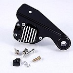 GMA-201STB BLACK REAR KIT 1984-86 FXST, FLST  11.5
