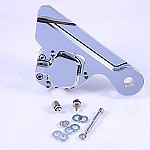 GMA-202STSC SMOOTH CHROME REAR KIT 1987-99 FXST, FLST 11.5