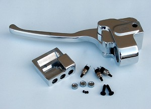 MC-5-P CLUTCH PERCH ASSEMBLY W/ SWITCH HOUSING