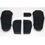 GMA-FB-100BK FRONT FLOORBOARD KIT, BLACK