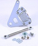 GMA-R10C CHROME REAR KIT 1936-UP RIGID HD & AFTERMARKET 10