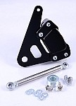 GMA-R10SB SMOOTH BLACK REAR KIT 1936-UP RIGID HD & AFTERMARKET 10