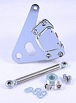 GMA-R10SC SMOOTH CHROME REAR KIT 1936-UP RIGID HD & AFTERMARKET 10